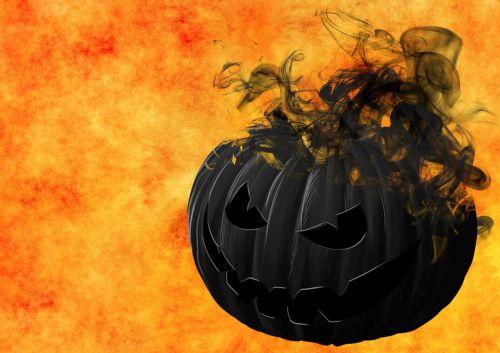pumpkin night creepy