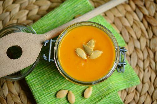 pumpkin soup soup cream of pumpkin soup