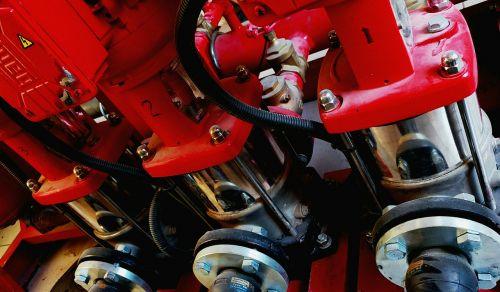 pumps machine engine
