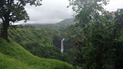 pune india waterfall
