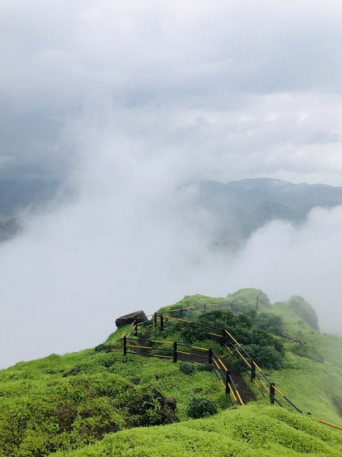 pune  fort  tracking