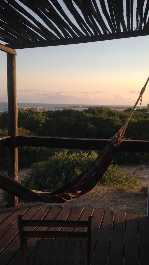 punta del diablo uruguay beach the widow