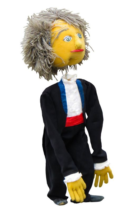 puppet doll star