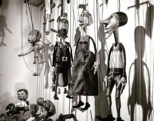 puppet puppet shop toy