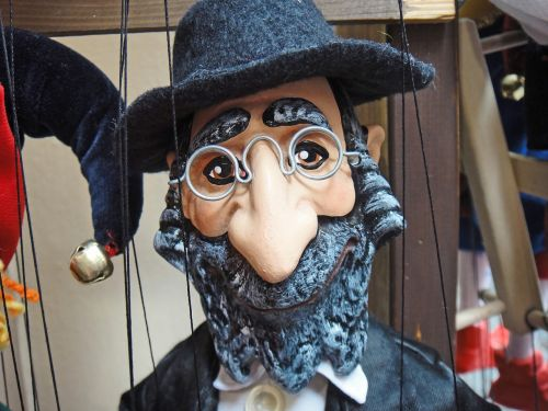 puppet pop jewish