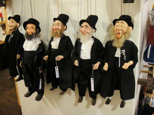puppet jewish hebrew