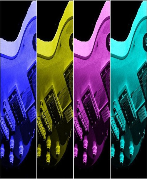 Pure Punk Guitar