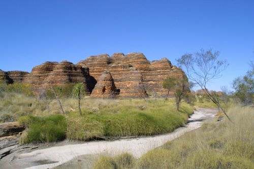 purnululu outback landscape