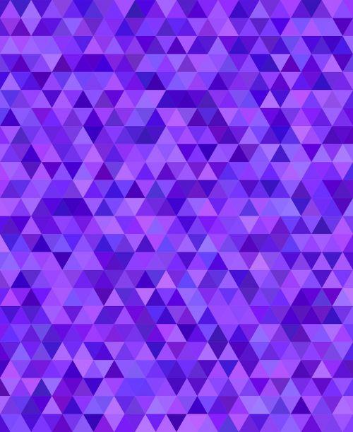 purple triangle purple background