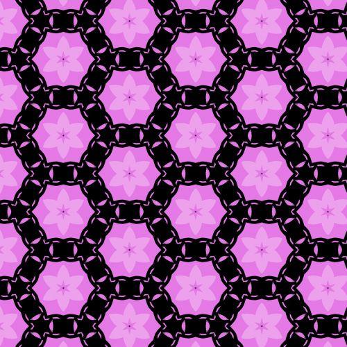 purple pattern pattern flower pattern