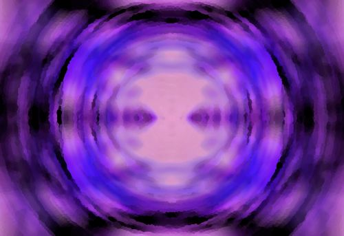 Purple Radial
