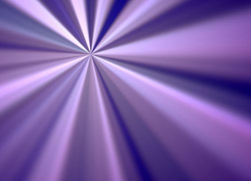 Purple Starburst Background