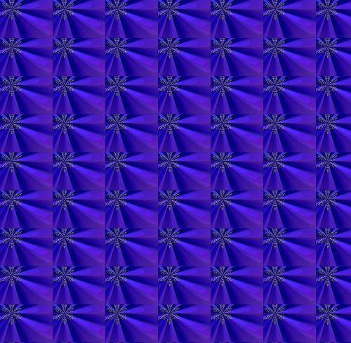 Purple Sunburst Pattern Background