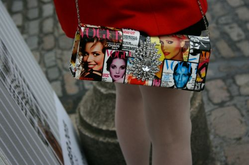 purse handbag clutch