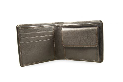 purse leather wallet