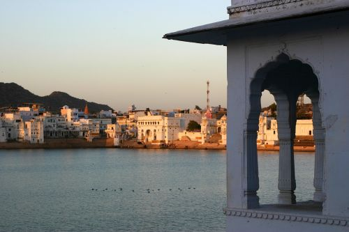 pushkar india sacred