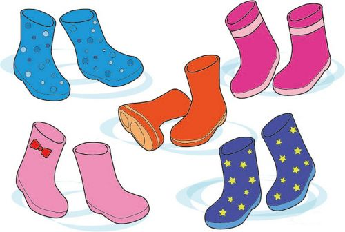 puss in boots rain rainy season