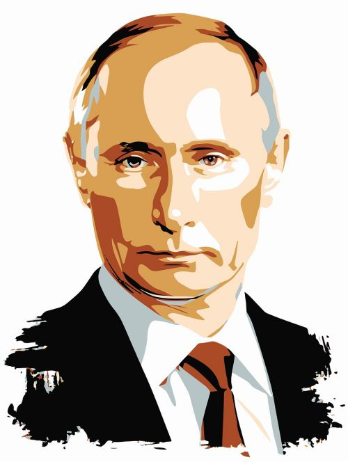 putin the president of russia russia