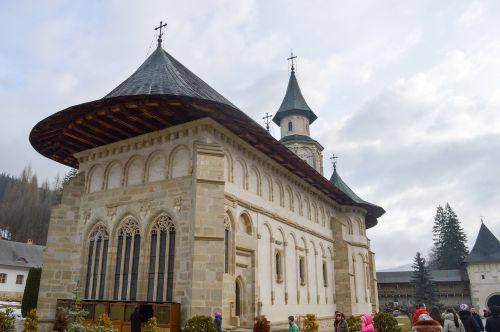 putna monastery romania