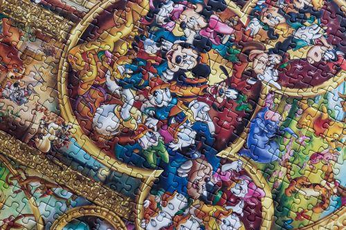 puzzle jigsaw puzzle pieces