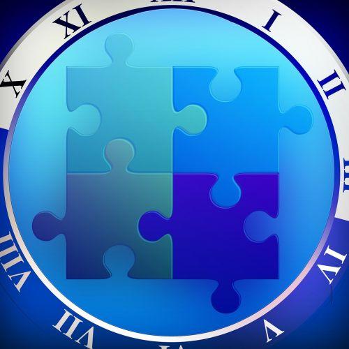 puzzle clock time