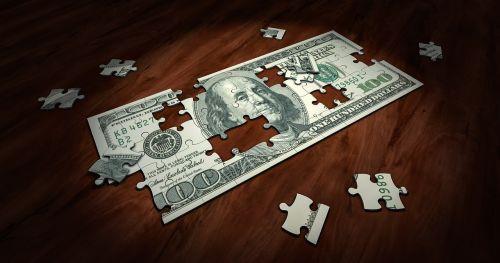 puzzle money business