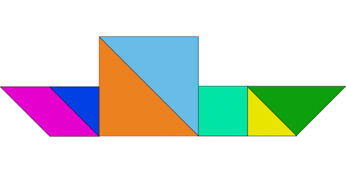 puzzle game tangram