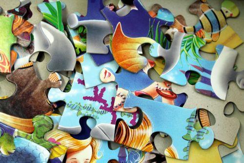 puzzle education fun