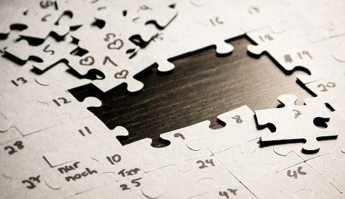 puzzle love longing