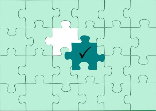 puzzle puzzle piece missing part