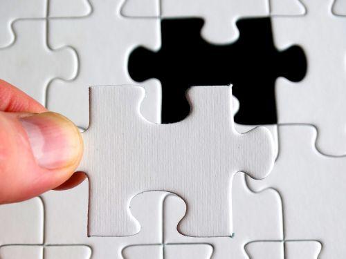 puzzle last particles piece