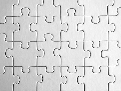 puzzle demarcation exact fit