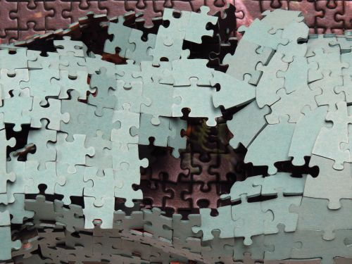 puzzle pieces of the puzzle play