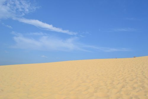 pyla dune dune sand