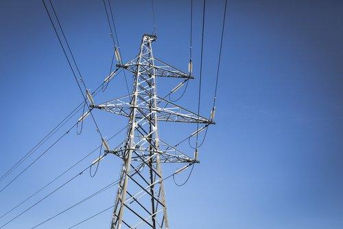 pylon  power  electricity