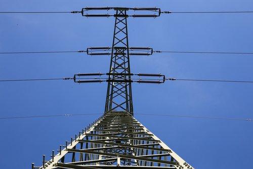 pylon  electricity  current