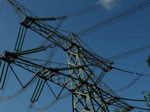 pylon high voltage electricity