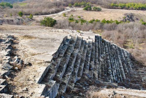 pyramid rocks crimea