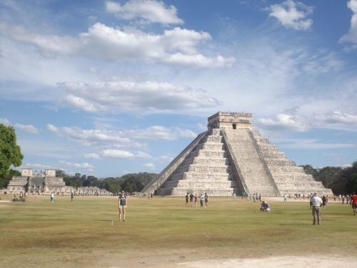 pyramid mexico temple of kukulkan