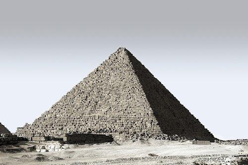 pyramid  egypt  pharaonic