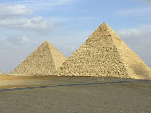 pyramid pyramids egypt