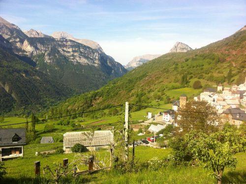 pyrenees landscapes nature