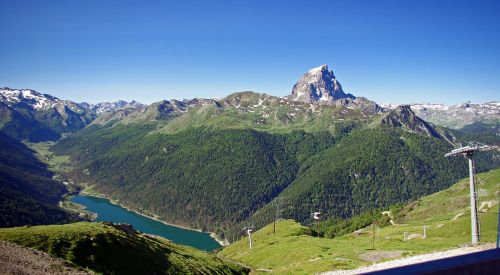 pyrenees mountains france