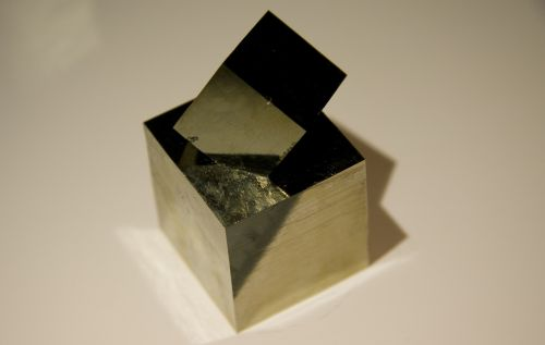 pyrite navajun spain