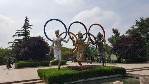 qingdao century park olympic