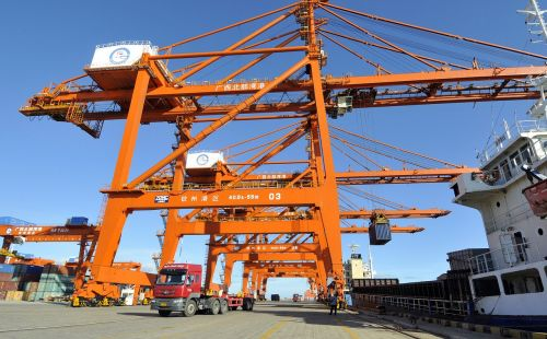 qinzhou guangxi port