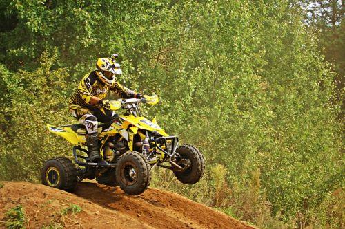 quad motocross enduro