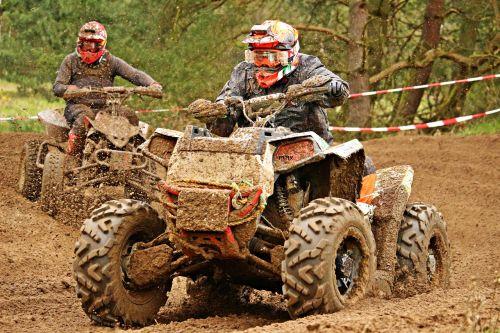 quad atv motocross