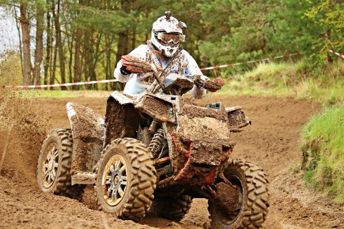 quad enduro motorsport