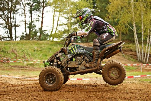 quad motocross enduro